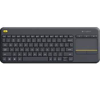 Bàn phím wireless không dây Logitech K400 plus